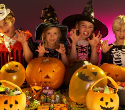 Halloween-Parties