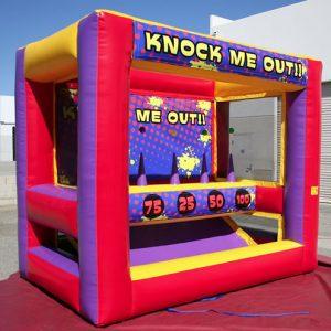 Water Balloon Battle – Bounce House party rental Kurt James