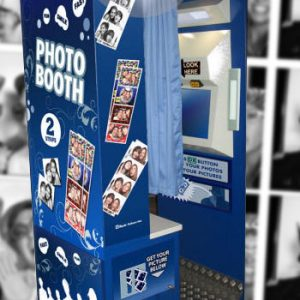 Photo booth rent