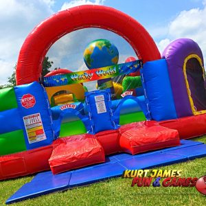 kid friendly bounce house for rent