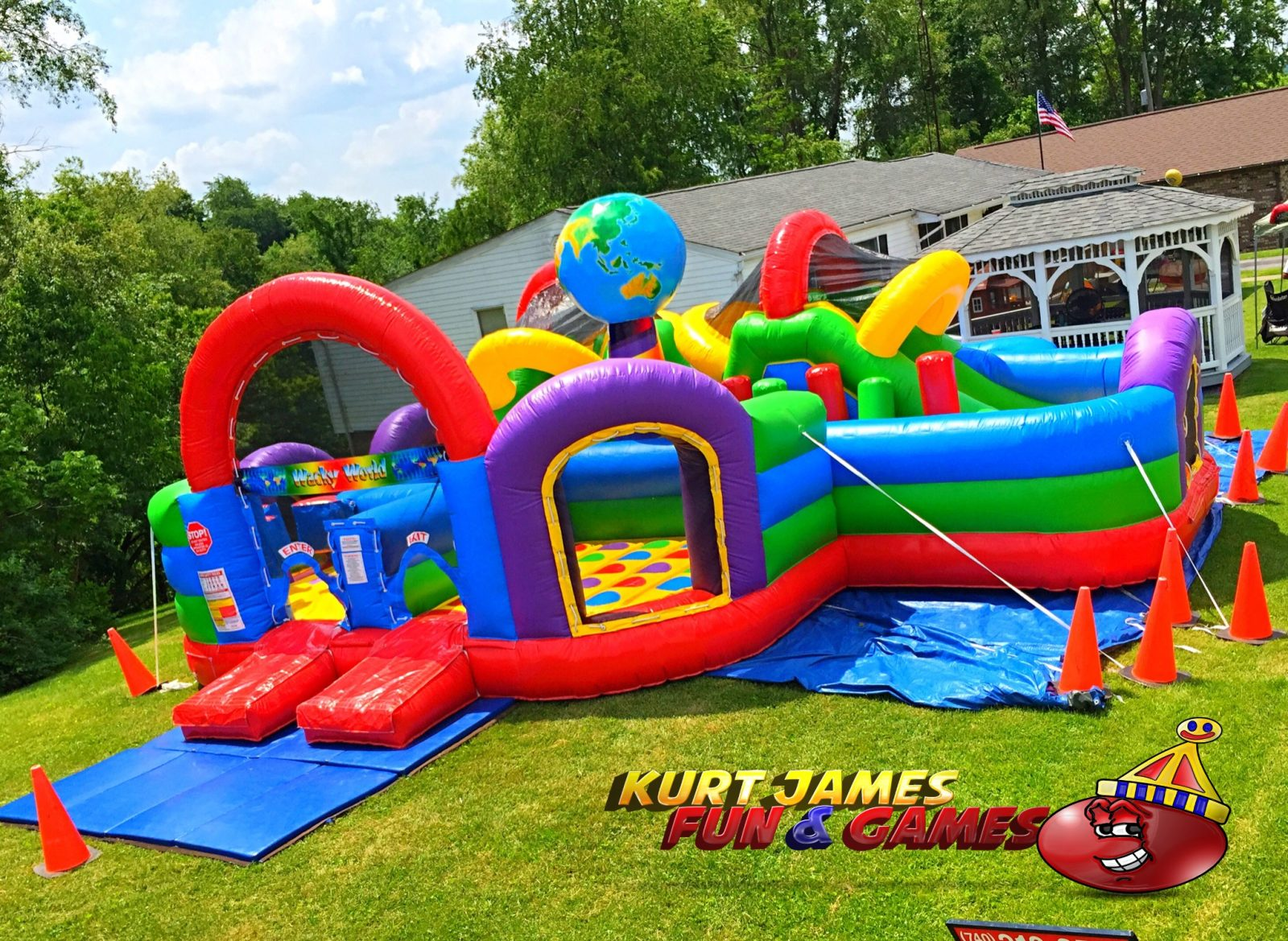 kid friendly great for parties